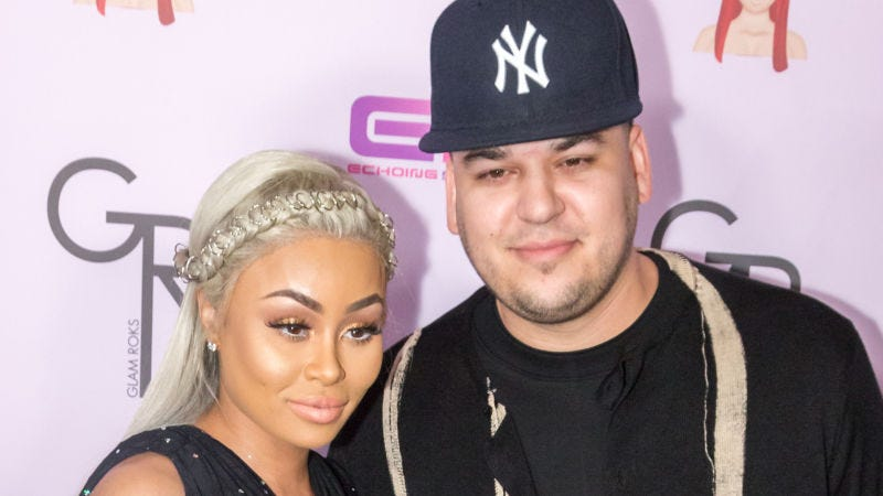 Kylie Jenner and Rob Kardashian Are Suing Blac Chyna for Assault, Vandalism