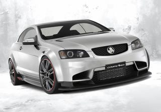 Illustration for article titled Holden Reveals Coupe 60 Concept