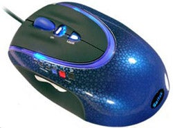 Illustration for article titled Saitek's GM3200 3200dpi Mouse Reviewed (Verdict: Where'd My Cursor Go?)