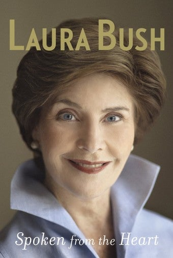 Illustration for article titled Laura Bush's New Memoir: Car Crashes, Sarah Palin, And Really Gross Nicknames