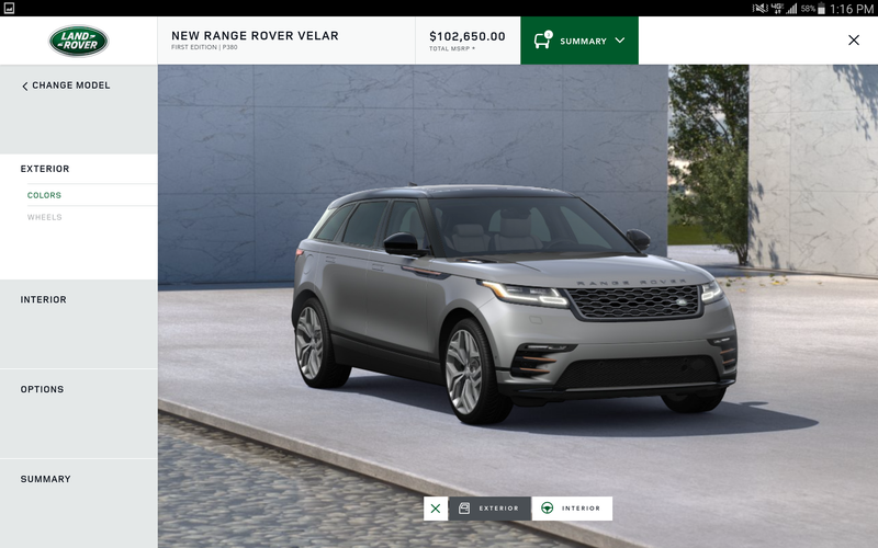 Illustration for article titled *Whistles* $100,000 Range Rover with 550 lbs of Towing