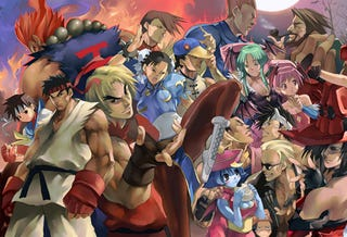 Illustration for article titled Some of The Best Fights of EVO 2010