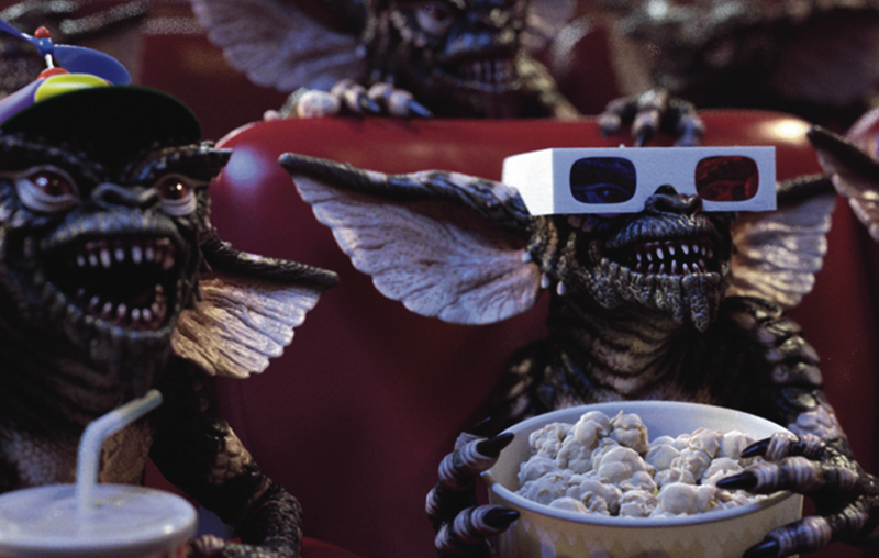 Illustration for article titled Gremlins Cast Reunion, Tonight! ONE NIGHT ONLY