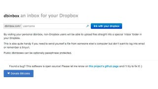Illustration for article titled Dbinbox Gives Your Dropbox Account an Inbox Anyone Can Upload To