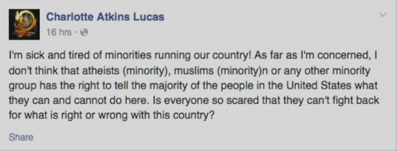 Illustration for article titled Lucas Oil Founder Is 'Sick and Tired of Minorities Running' America