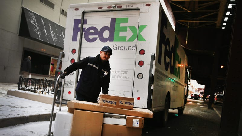 Illustration for article titled TIL: FedEx is run really oddly