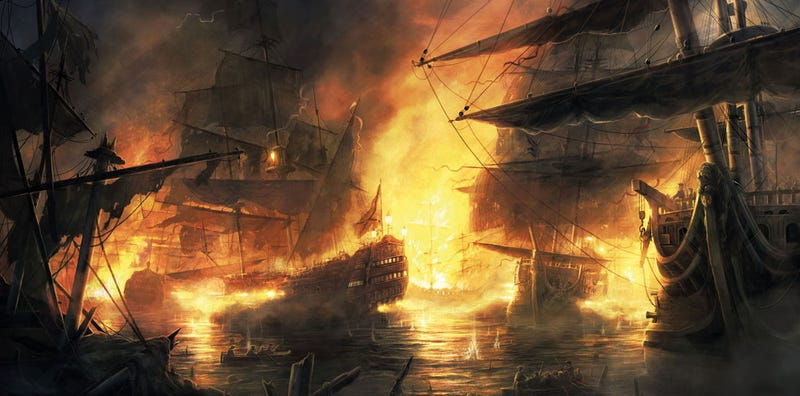 Illustration for article titled The Art Of The Total War Series