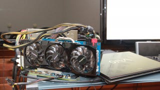 Illustration for article titled Crank Up Your Laptop's Gaming Power with an External Video Card Dock