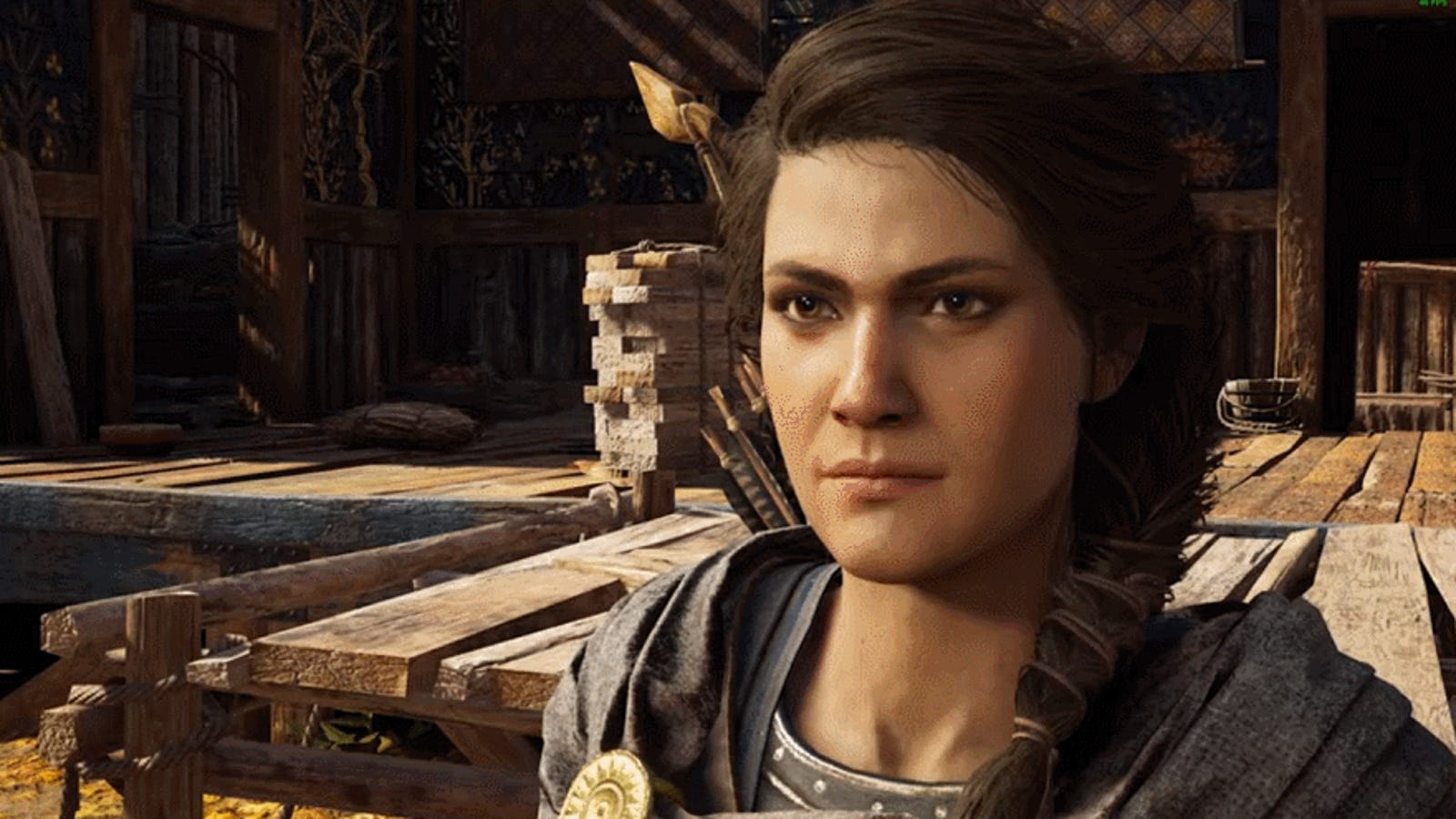 Finally, A Supercut OfAssassin's Creed Odyssey'sFavorite Cuss