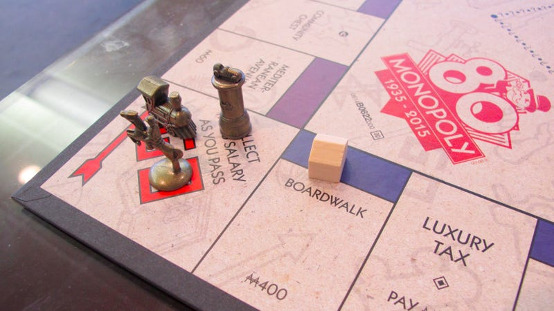 Illustration for article titled A Movie Based on the Dramatic True Story of the Game Monopoly in the Works