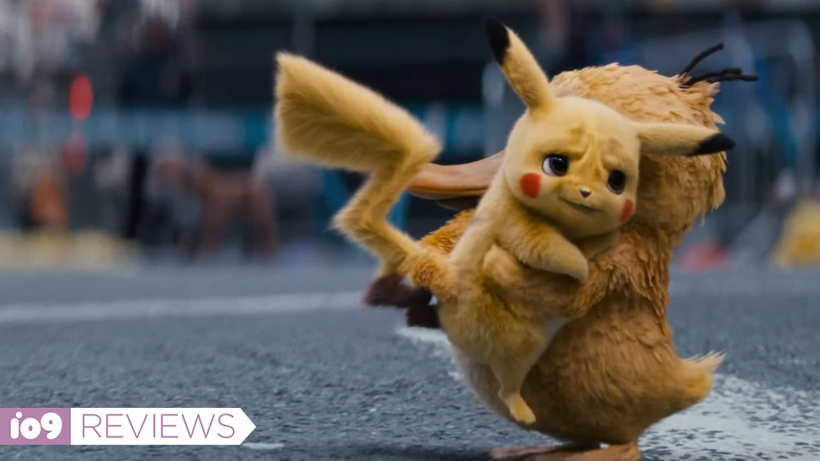Detective pikachu review standard kid film with adorable stars - Image pikachu ...