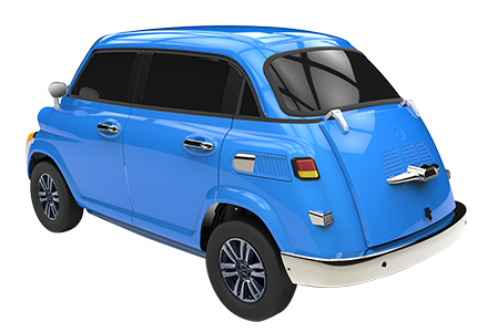 Your Dream Of A Four-Door Electric BMW Isetta Is Waiting For