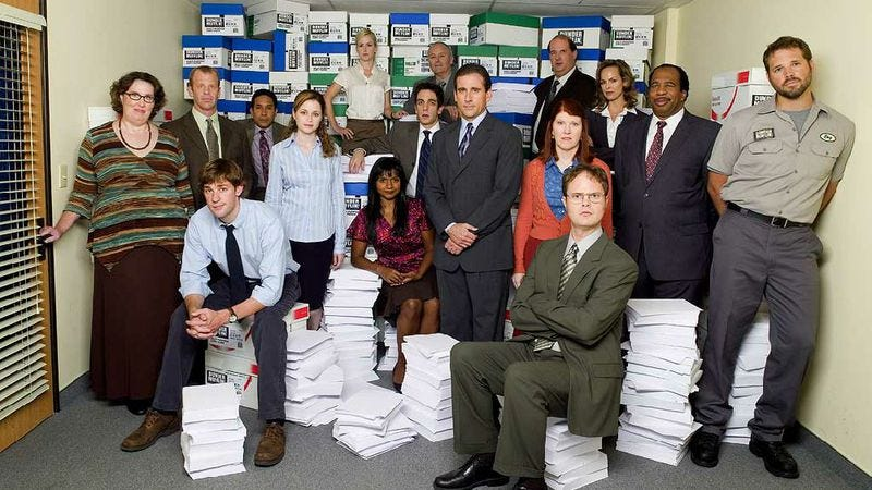 the office+torrent
