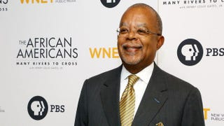 Henry Louis Gates Jr. attends The African Americans: Many Rivers to Cross New York series premiere at the Paris Theater, Oct. 16, 2013.Astrid Stawiarz