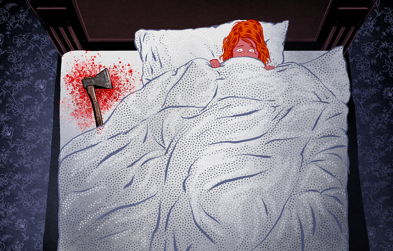 Illustration for article titled My Sleepless Night Alone at the Allegedly Haunted Lizzie Borden B&B