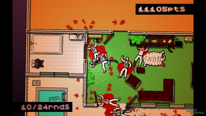 Illustration for article titled Why Hotline Miami Is One of The Best Games Ever