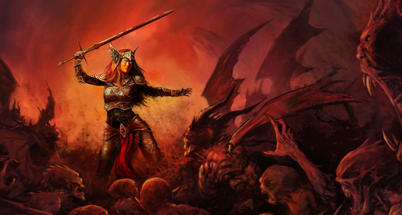 Illustration for article titled Siege of Dragonspear Is Coming To Mobile As A Standalone Release