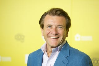 Illustration for article titled Nice Shark Robert Herjavec Is Really Coming Into His Own as a Dancer