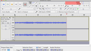 Illustration for article titled Most Popular Audio Editing Tool: Audacity