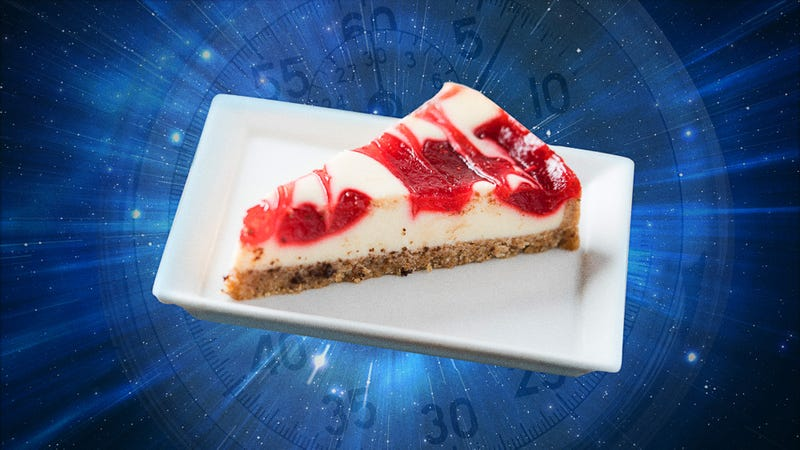 Illustration for article titled Yes, you can make cheesecake in under one hour