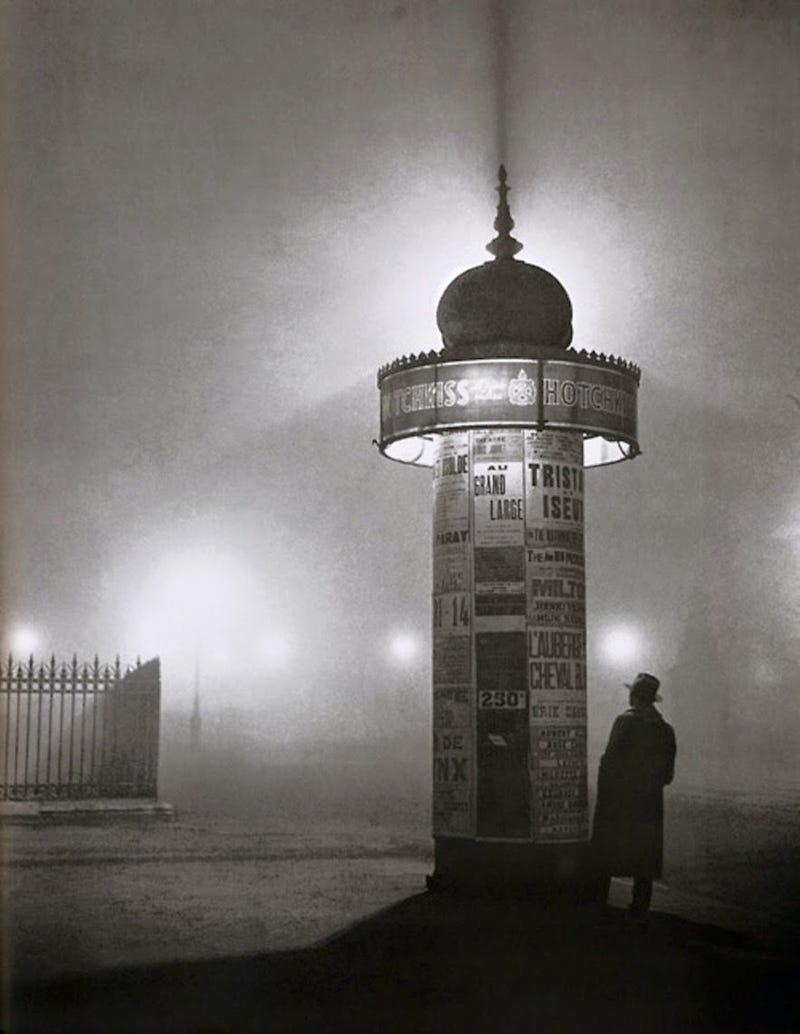 Illustration for article titled Fog
