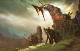 Illustration for article titled Blizzard Looking for New Diablo III Art Director