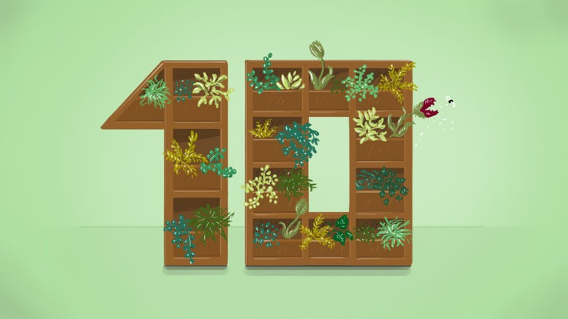 Illustration for article titled Top 10 Ways to Bring a Garden into Your Small Space