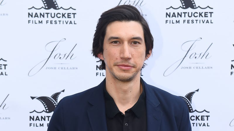 Illustration for article titled Adam Driver insists that he's not an intense actor, claims he sometimes has fun
