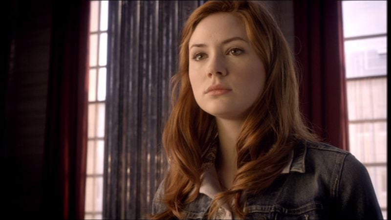 Illustration for article titled Doctor Who's Karen Gillan will also be in Guardians Of The Galaxy