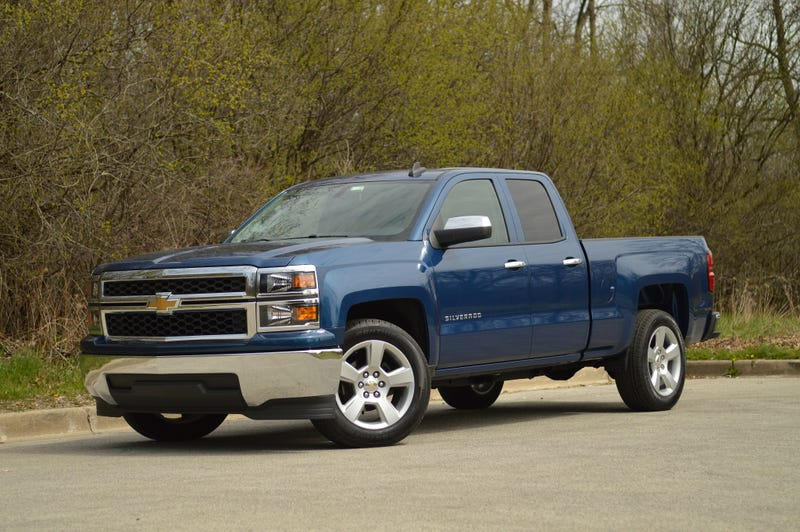 Illustration for article titled This Is a $36,000 Full-Size Pickup. Let's See What You Get.