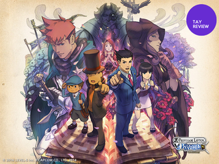 Illustration for article titled Professor Layton vs Phoenix Wright: Ace Attorney: The TAY Review