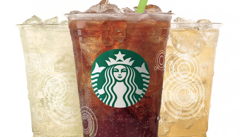 Illustration for article titled Starbucks Wants to Sell You Fancy Decaf Soda Now