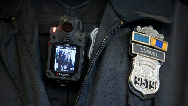 See If You're Allowed to Access Police Body-Cam Video in Your State