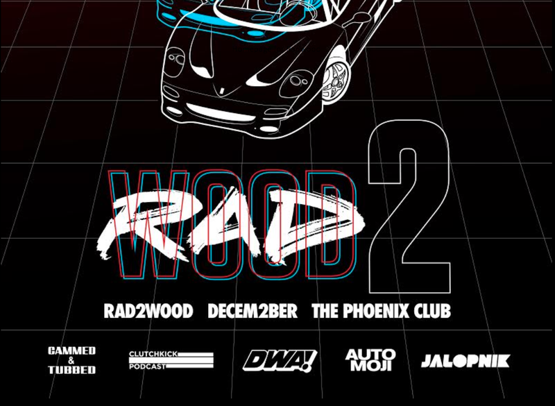 Illustration for article titled Radwood 2: The Incredible '80s And '90s Car Show Is Back And Jalopnik Wants You To Come
