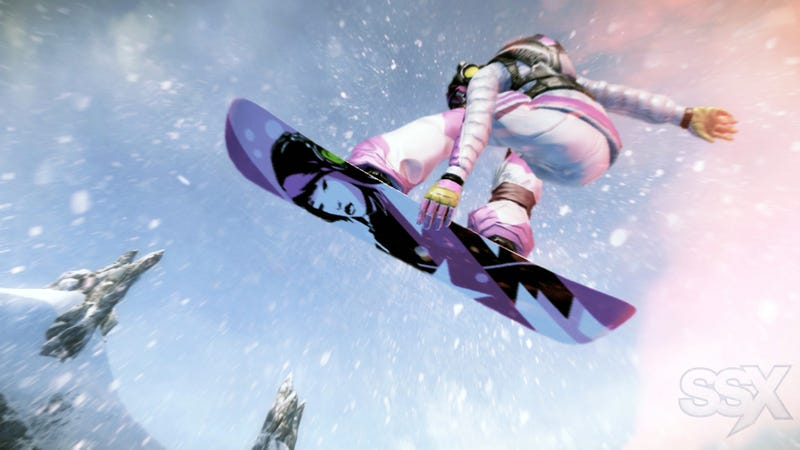 Illustration for article titled I Can Like the New SSX, Which Is Already Better Than The Last Two