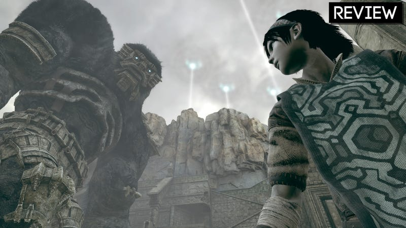 Shadow Of The Colossus Kotaku Review