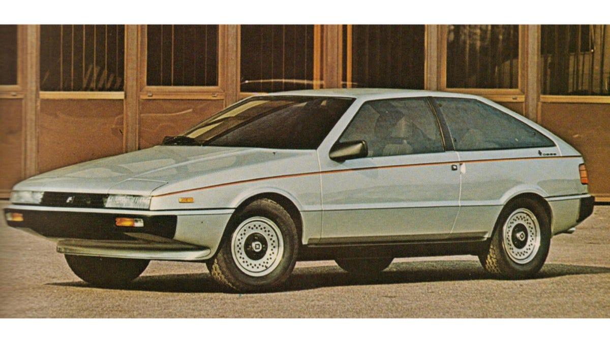Forgotten Cars: The Isuzu Piazza/Impulse Was An Ace Turbo Hatchback