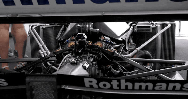 How To Upgrade The Electronics On A Vintage Formula One Car