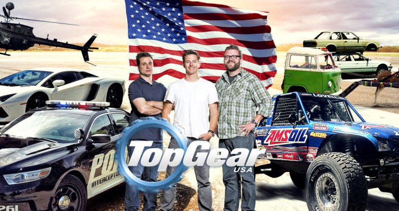 Illustration for article titled The Old Top Gear USAGuys Might Be Back On TV Soon After All