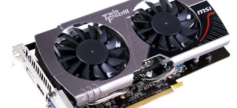 Illustration for article titled Moneysaver One-Shot: Lowest Price Ever For This GeForce GTX 660