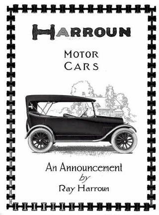 Illustration for article titled Harroun