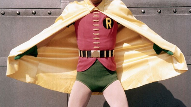 Batman Actor Burt Ward Claims ABC Gave Him Pills to Shrink His Superheroic Penis