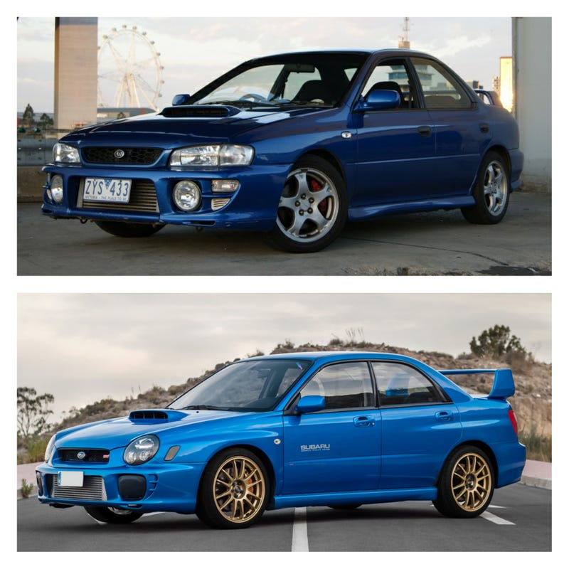 Illustration for article titled Bugeye or GC8