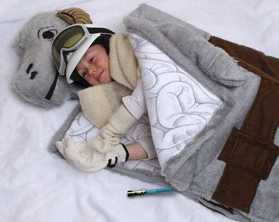 Illustration for article titled Dreams Do Come True: The Tauntaun Sleeping Bag Ready For The Holidays?