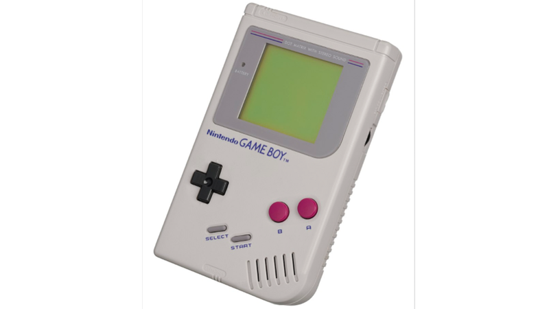 "Nintendo Registered A ""Classic Mini Game Boy"" Trademark In Japan"