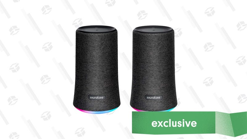2-Pack Anker Soundcore Flare Speakers | $60 | Amazon | Promo code KINJAB3161