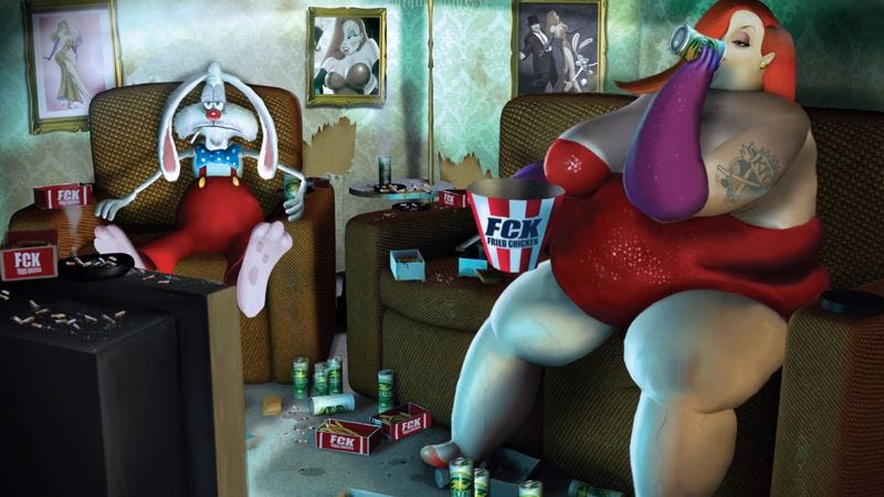 """Glimpse into the sad lives of '80s cartoon stars in """"Where Are They Now?"""""""