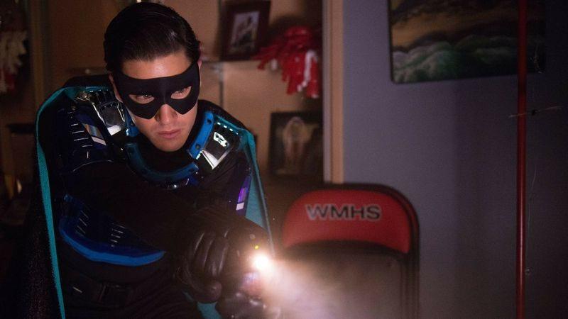 "Illustration for article titled Glee: ""Lights Out"""