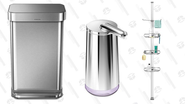 Get Back to Home Basics With These Deals on Our Favorites From Simplehuman