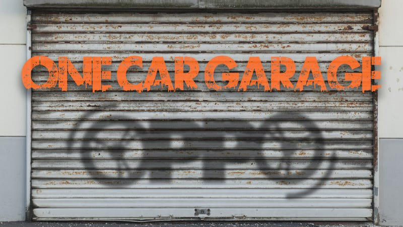 Illustration for article titled One Car Garage Announcement